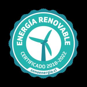Certificado ERNC - Zona Energía